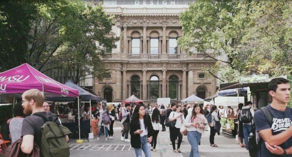 Melbourne's spring markets