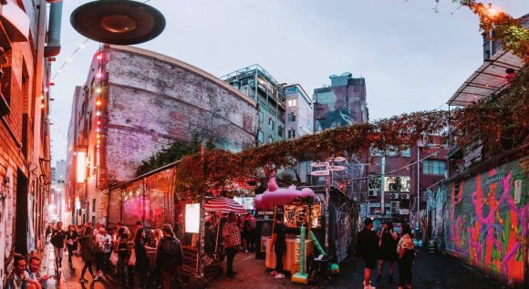 What's new in Melbourne's laneways