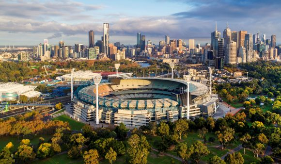 Restaurants near the MCG and Marvel Stadium