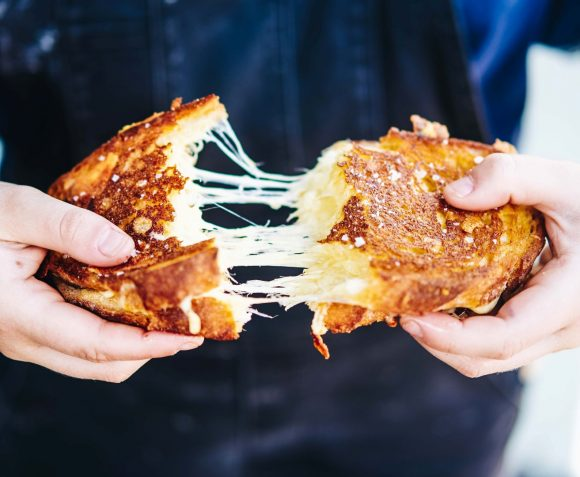 Where to get toasties in Melbourne