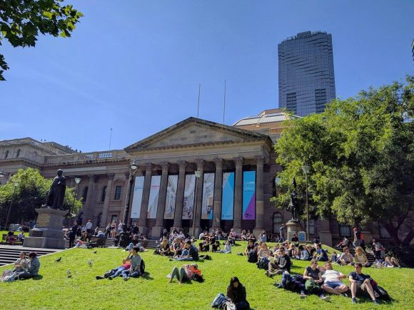Things to do in Melbourne when it's sunny