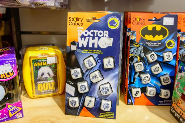 Doctor Who gift item