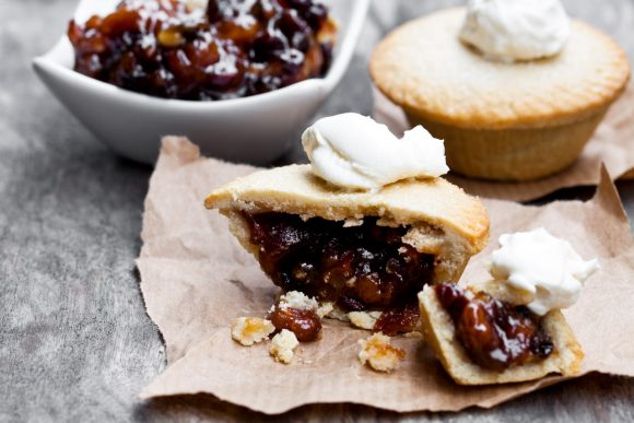 Where to get your fruit mince pies for Christmas