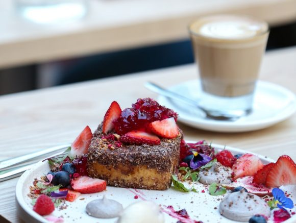Where to take a break for coffee and cake