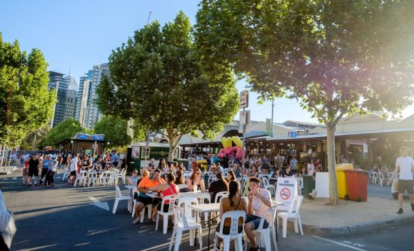 Last minute Christmas markets in Melbourne