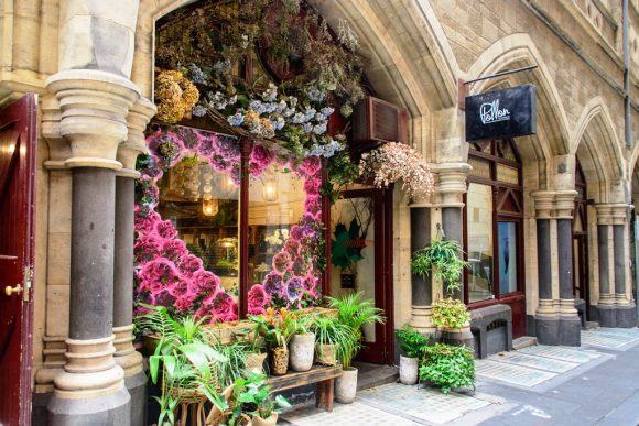 Florists in and near Melbourne's CBD