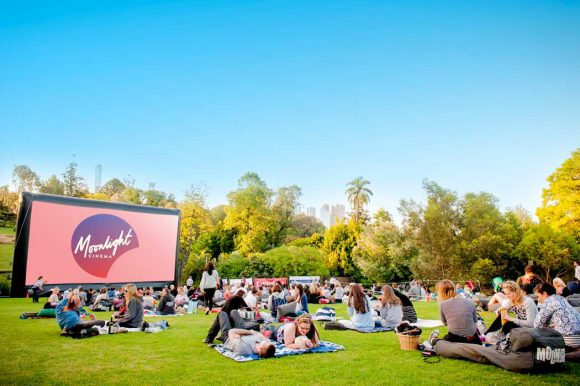 Your Melbourne guide to outdoor cinemas