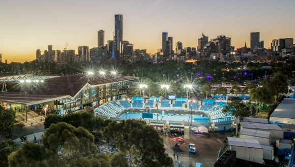 Where to eat near the Australian Open