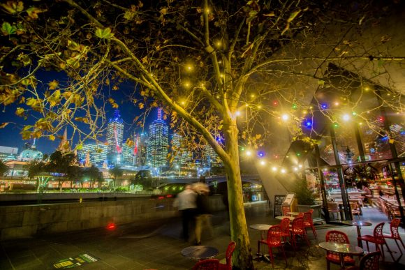 Where to see the sparkling lights of Melbourne