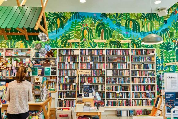 Independent Melbourne book stores to order from