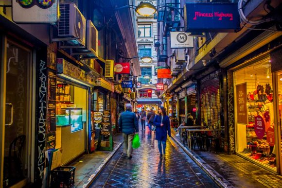 Things you didn't know about Melbourne's laneways