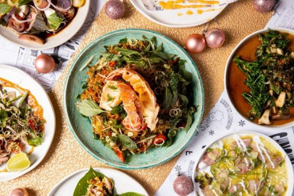 12 restaurants for your office Christmas lunch
