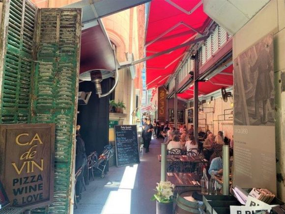 Melbourne laneways you've never heard of – part 3