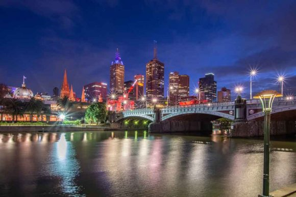 Melbourne's coolest after dark activities