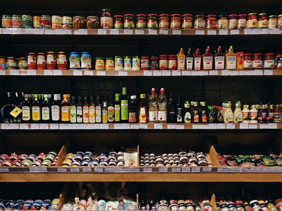 Small businesses delivering pantry essentials