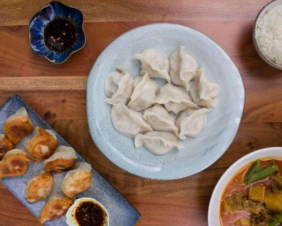 Dumplings to your door