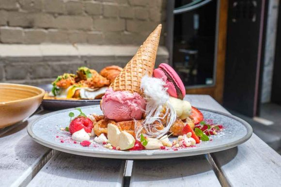 Melbourne cafes you can book for brunch