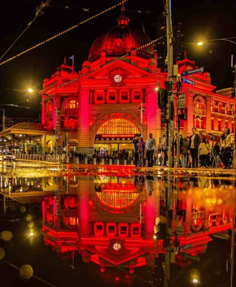 What you didn't know about Flinders Street Station