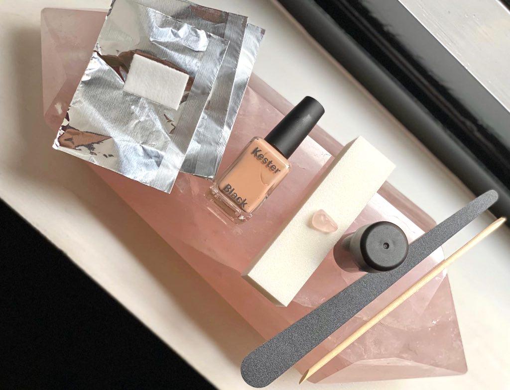 Missfox nail kit items