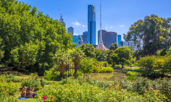 8 picnic spots in and around Melbourne's CBD