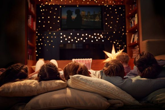 How to make the ultimate home cinema