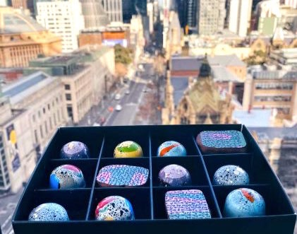 Melbourne chocolate shop delivery near you